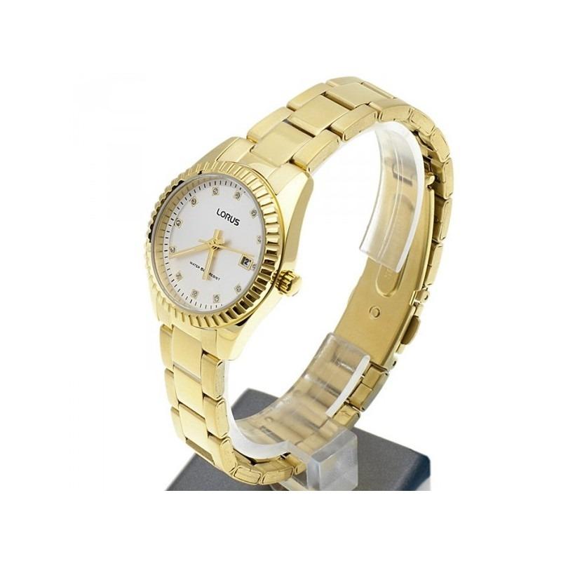98bc1a7e745f reloj lorus by seiko rj282ax9 mujer dorado garantia · reloj seiko mujer. Cargando  zoom.