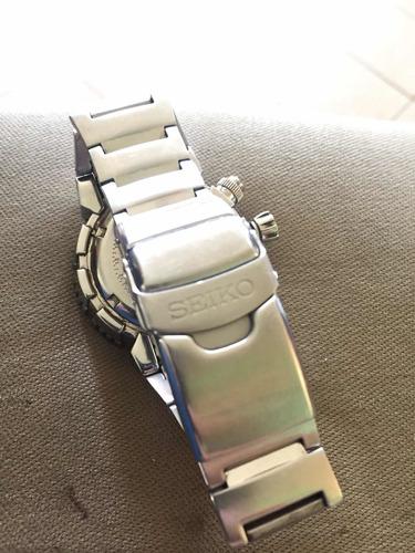 reloj seiko original de acero inoxidable nueva generación