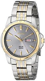 96b6c7ac7863 Reloj Seiko Velatura 2 Tonos - Reloj para de Hombre Seiko en Mercado Libre  México