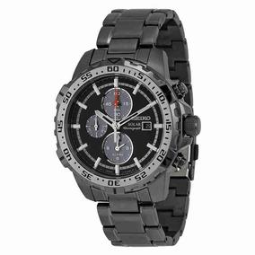 ba162a30ffb5 Mas Color Negro - Relojes Seiko Hombres en Mercado Libre Argentina