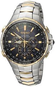 be9c182dd01d Mk Reloj Bi Tono Hombre Seiko - Reloj de Pulsera en Mercado Libre México
