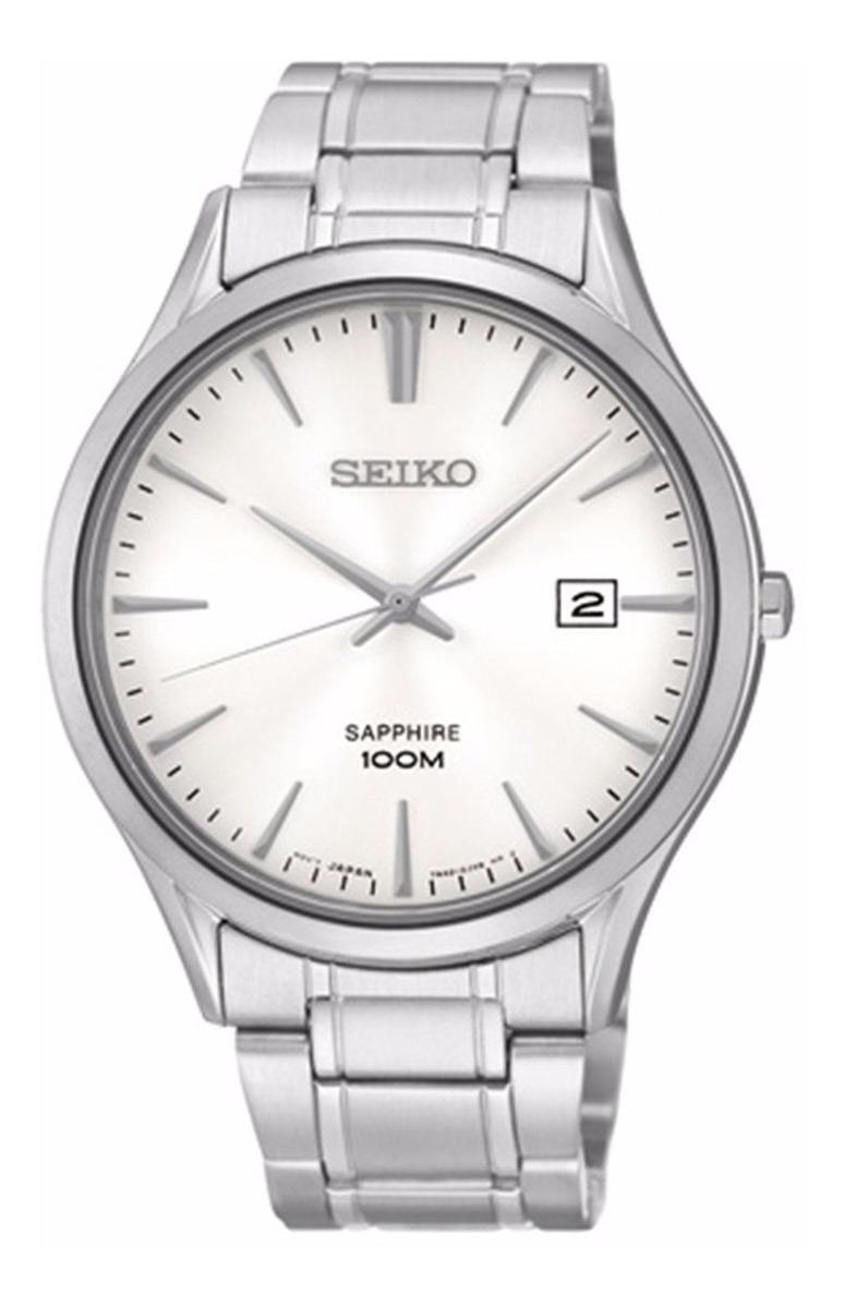 Reloj Seiko Sapphire Sgeg93p1 Hombre | Envío Gratis