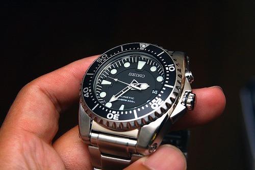 Reloj Seiko Ska371p1 Prospex Kinetic Diver s 200m -   390.000 en ... 04307a35bc4