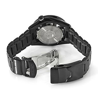 reloj seiko skz329 negro