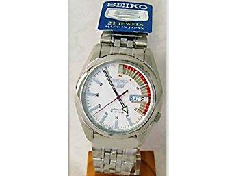 reloj seiko snk369j1 plateado
