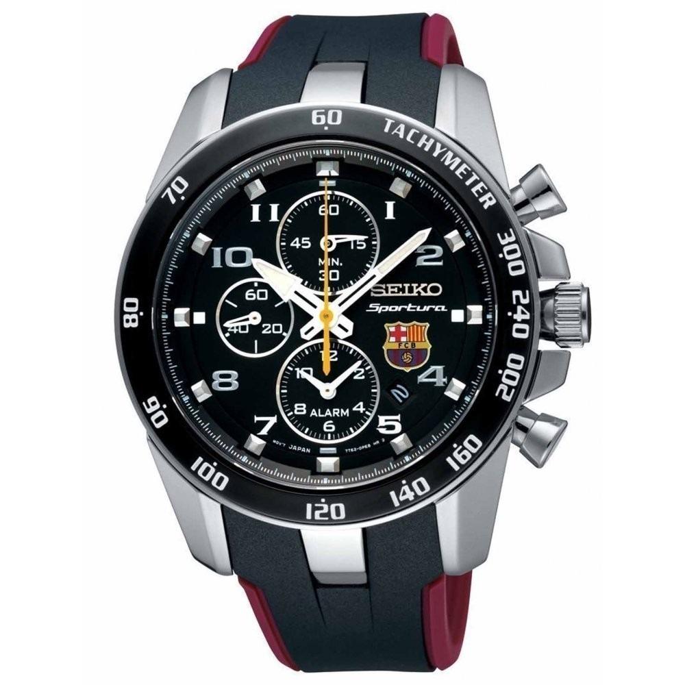 reloj seiko sportura snae93p1 - barcelona -edicion limitada. Cargando zoom. fce548de118