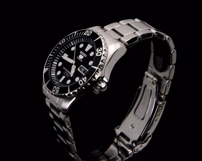 online store c4a00 ee7a6 Reloj Seiko Submariner Buceo Snzf17j1 Made In Japan Gtia