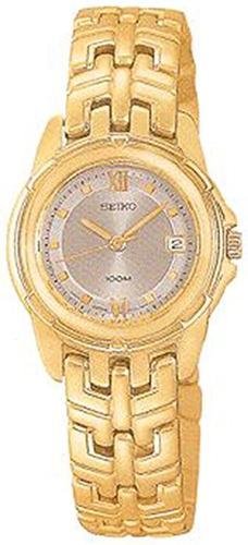 reloj seiko sxd396 dorado