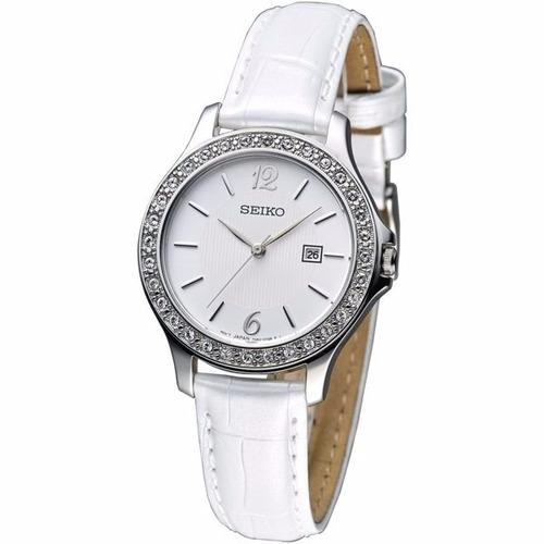 reloj seiko sxdf83p1 mujer | original envío gratis