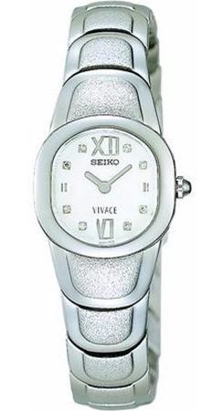 reloj seiko vivace diamond suj547p1 mujer | envío gratis