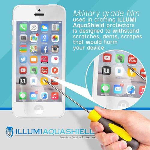 reloj serie 3 para apple protector de pantalla 42 mm [6-pa