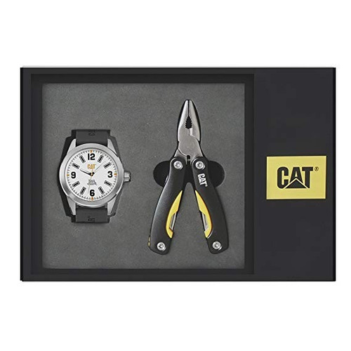 reloj set cat 05.140.21.137.set para caballero envio gratis