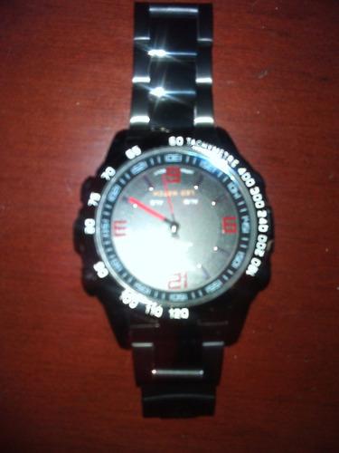 reloj shark hombres analógico-digital