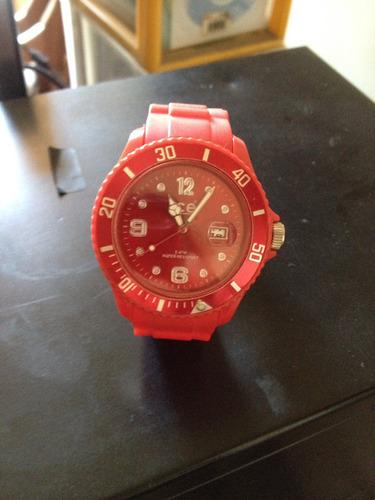 reloj silicon marca ice watch
