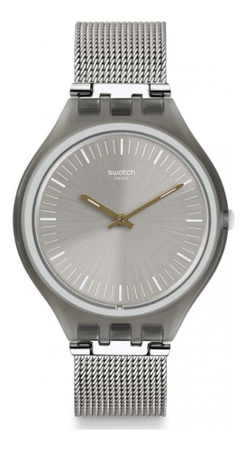 reloj skinmesh swatch