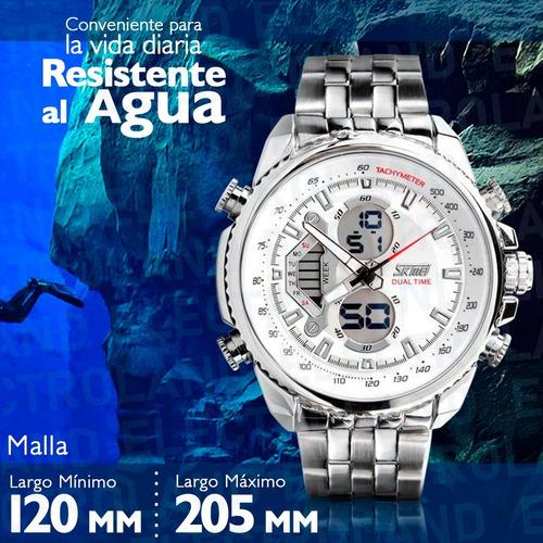 reloj skmei 0993 deportivo hombre digital garantia sumergibl