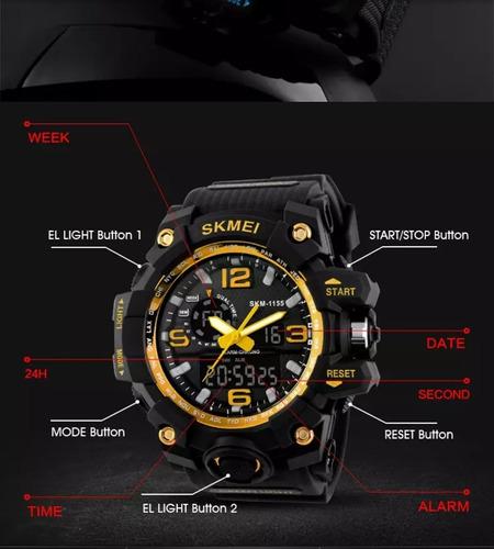 reloj skmei  100% originales