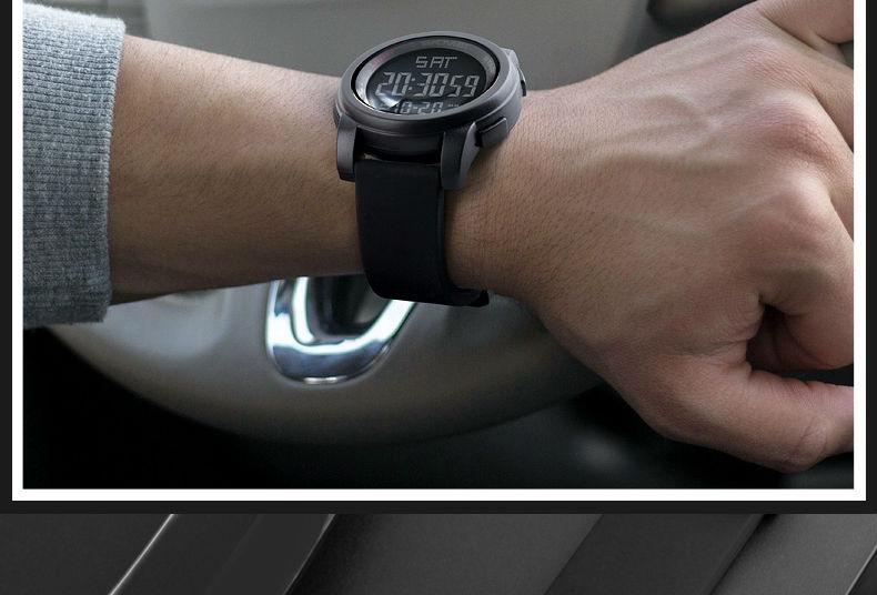 53bc7f1a55e4 Reloj Skmei 1257 Hombre Digital Deportivo Sumergible 50m -   295.00 ...