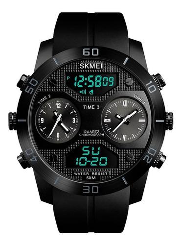 reloj skmei 1355 deporte g-shock cronómetro acuático orignal