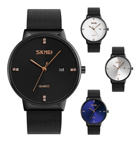 43235f55f Relojes Delgados Para Hombre - Reloj para de Hombre en Mercado Libre ...