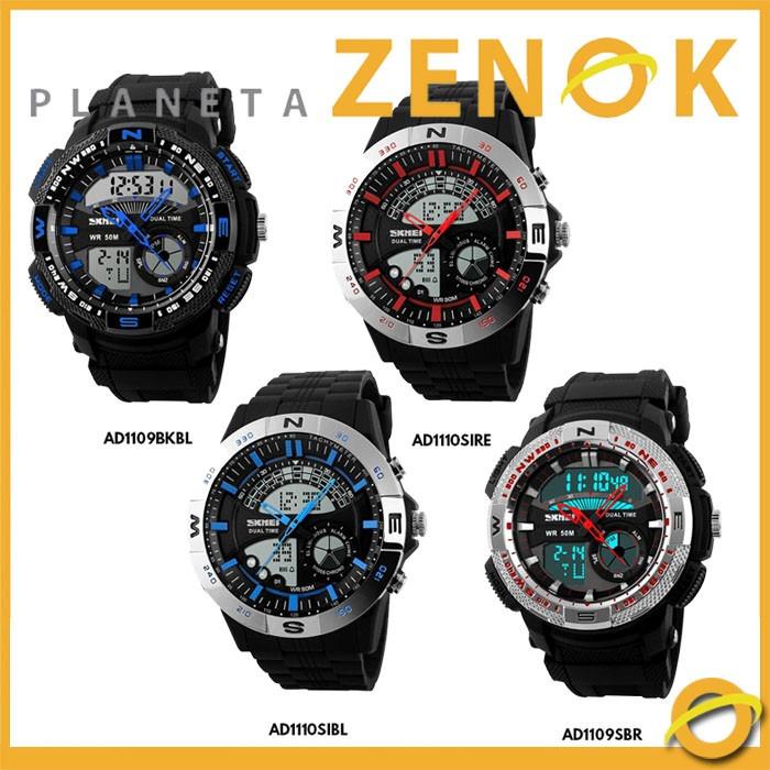 4550a84cb58f Reloj Skmei Analogico Digital Sumergible Crono Luz 1110 -   1.199