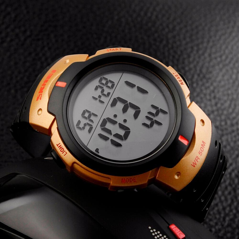 reloj skmei hombre digital deportivo alarma cronómetro sport. Cargando zoom. a30a03aabc28