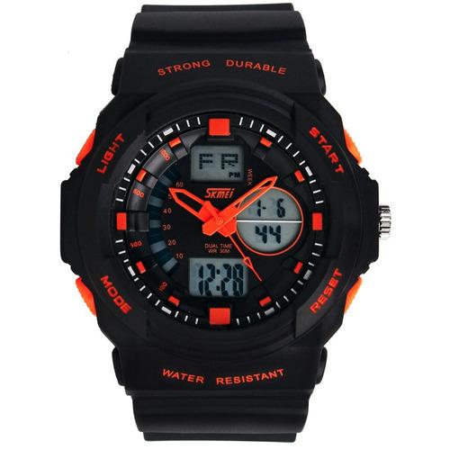 reloj skmei modelo 1008 - sumergible - garantía - excelente