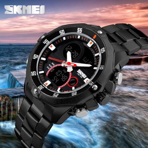 reloj skmei modelo 1146 - deportivo - garantía - dist. ofic