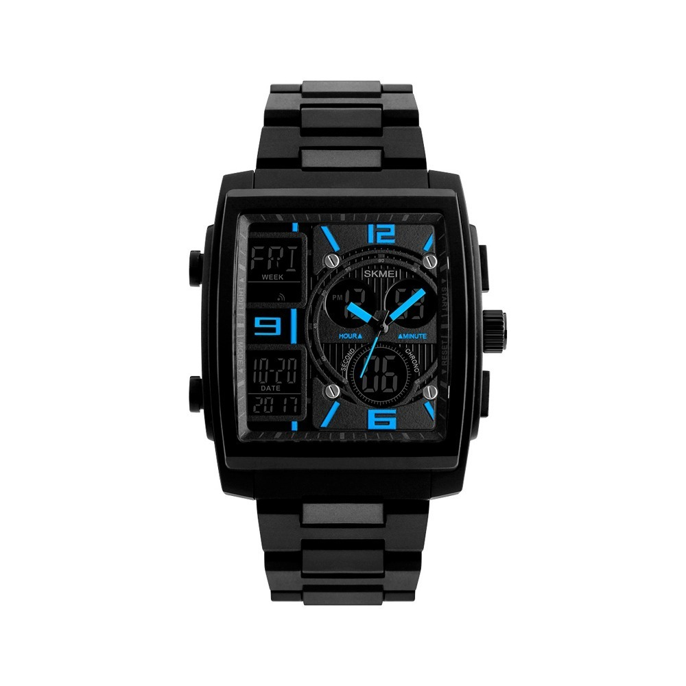 4599208d3ab1 Reloj Skmei Para Hombre Digital Análogo Cuadrado 1274 -   799.00 en ...