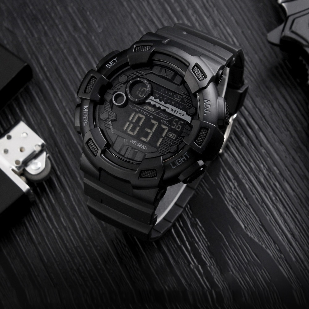 411421779bd4 reloj skmei para hombre digital deportivo militar retro 1243. Cargando zoom.