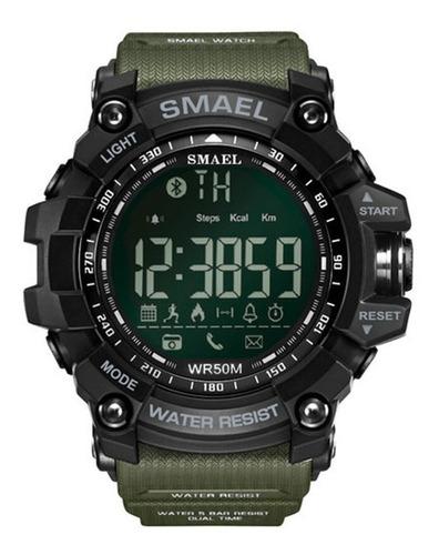 reloj smael smarth