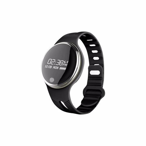 reloj smart band e07 para ciclismo y running - sumergible