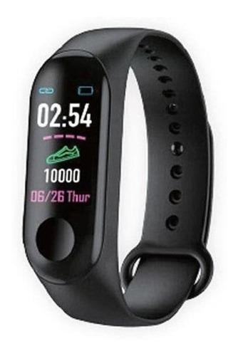 reloj smart fitness nm-fit - aj hogar
