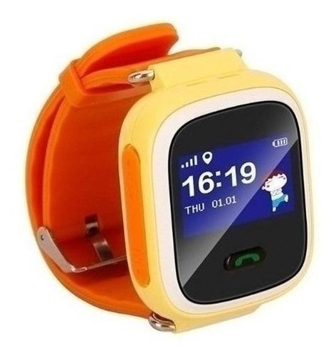 reloj smart q523 gps +chip/configuración app ver vídeo