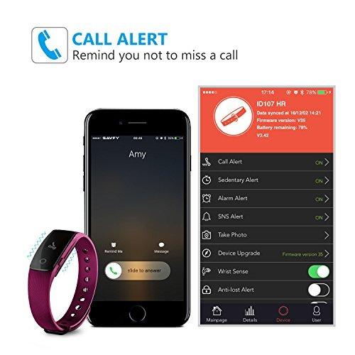 Monitores Frecuencia Reloj De Cardíaca Fitness Savfy Smart dCErBWoeQx