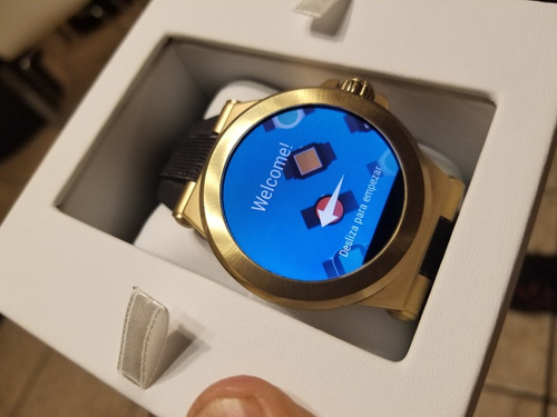 reloj smart smartwatch michael kors mkt5009 28mm en caja
