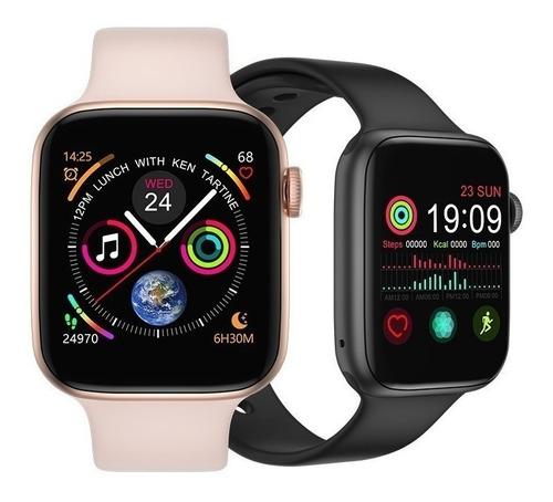 reloj smart t5 inteligente bluetooth full tactil