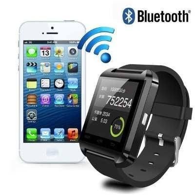 reloj smart watch bluetooth u8 ios lg android s3 s4 s5 z1 z2