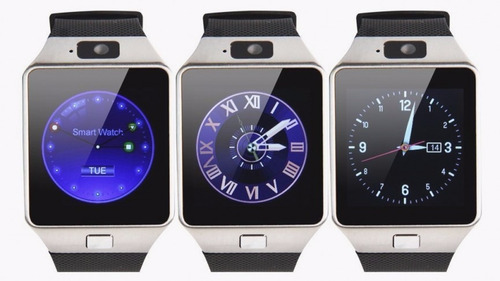 reloj smart watch con chip-bluetooth-microsd