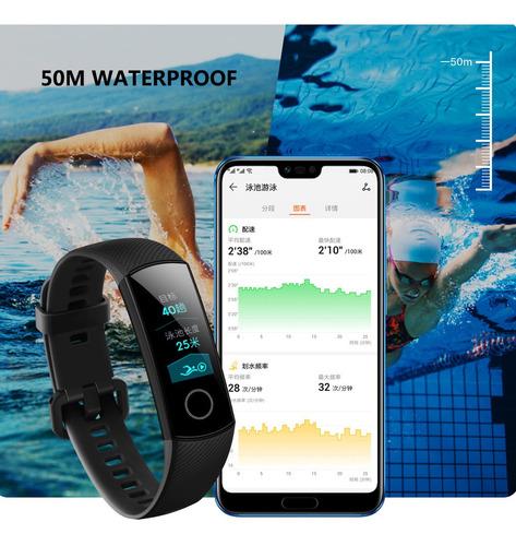 reloj smart watch huawei honor band 4 estandar original