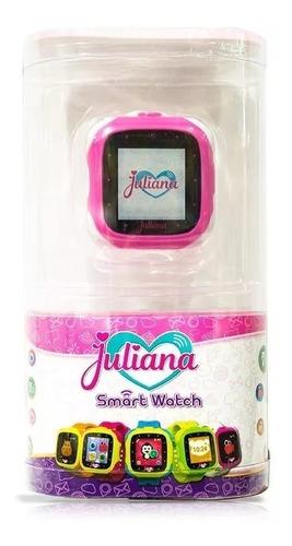 reloj smart watch juliana giro didáctico