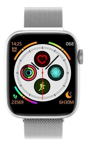 reloj smart watch mistral smt-g75-08 -viene con 2 mallas hro