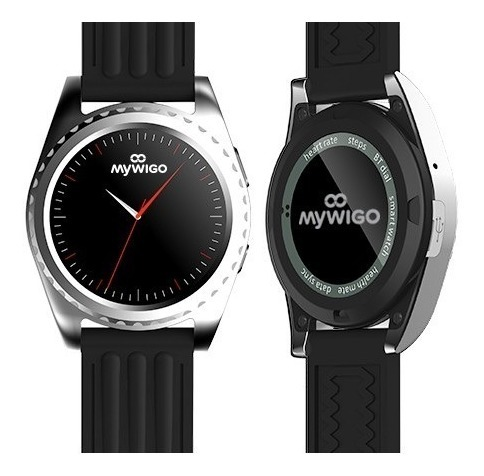 Venex Smart Silver Reloj Local Watch Mywigo KcTFl1Ju3