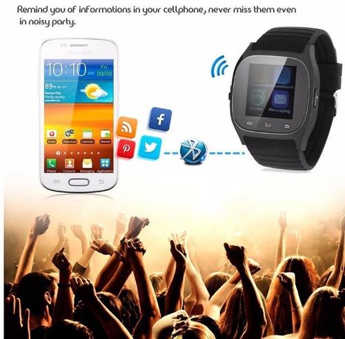 reloj smart watch original