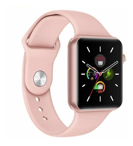 reloj smart watch t500 realiza y rechaza llamadas.