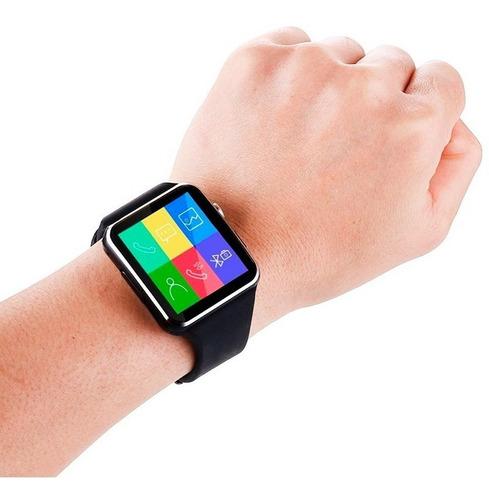 reloj smart watch x6 a1 gt08 celular bluetooth cámara u8 y1