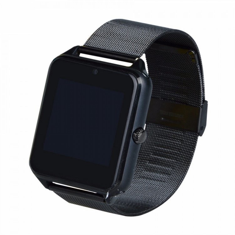 timeless design 67a36 1765d Reloj Smart Watch Z60 Android O iPhone Bluetooth Sim Sd