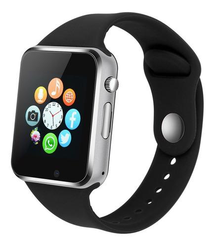 reloj smartwatch bluetooth camara sd sim llamadas calorias