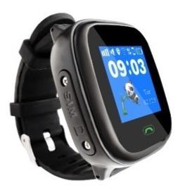 reloj smartwatch con gps para niños