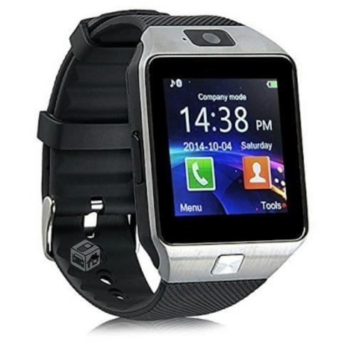 reloj smartwatch dz09 2019 bluetooth camara microsd